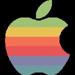 rainbow-apple-logo-icon